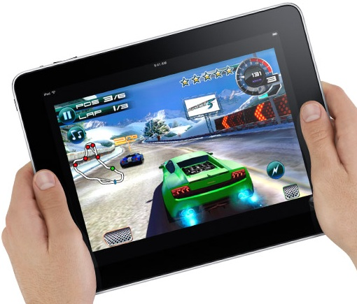 iPad gaming