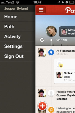 Path 2.0 app
