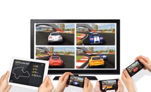 Real Racing2 Party Play
